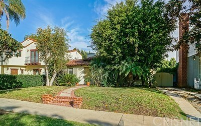 Los Angeles County Single Family Home For Sale: 1616 Pandora Avenue