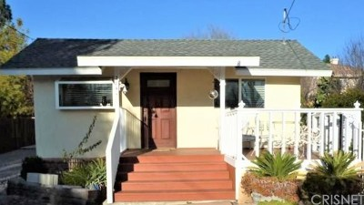 Thousand Oaks Single Family Home For Sale: 2841 Los Feliz