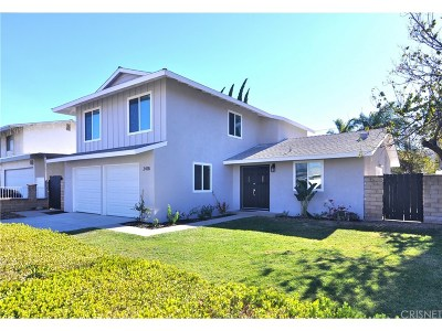 Simi Valley Single Family Home For Sale: 2418 Royal Avenue