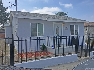 Compton Single Family Home For Sale: 336 West Elm Street