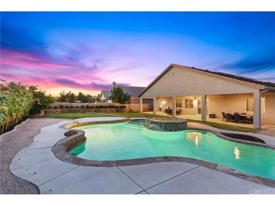Lancaster Single Family Home For Sale: 41809 Firenze Street