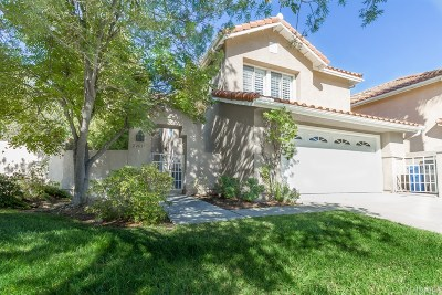 Calabasas CA Single Family Home For Sale: $950,000