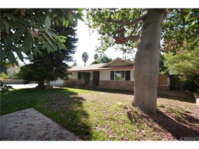 Sylmar Single Family Home For Sale: 10020 Jimenez Street