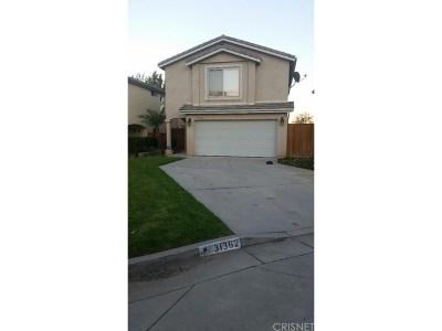 Castaic Single Family Home For Sale: 31362 Castaic Oaks Lane