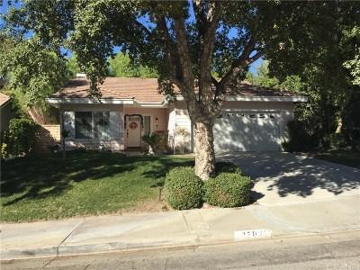 Valencia Single Family Home For Sale: 27021 Benton Court
