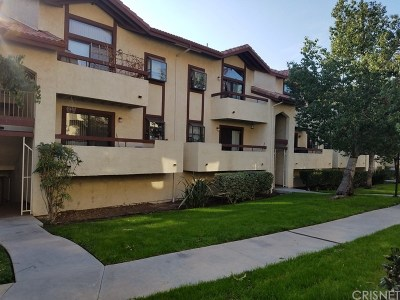 Canyon Country Condo/Townhouse For Sale: 18187 Sundowner Way #834