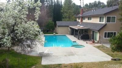 Tarzana Rental For Rent: 4310 Tamoshanter Lane