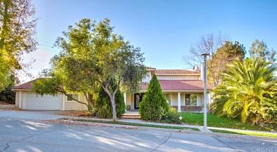 Encino Rental For Rent: 18361 Lake Encino Drive