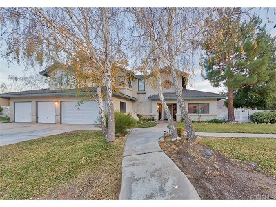 Acton Single Family Home For Sale: 2560 Palomino Drive