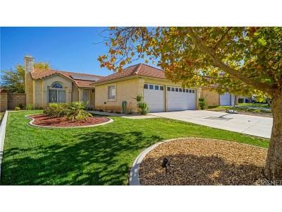Lancaster Single Family Home For Sale: 42816 Fanchon Avenue