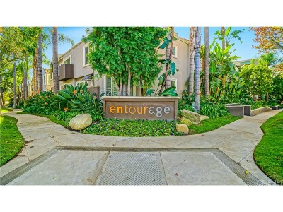 Burbank Condo/Townhouse For Sale: 355 North Maple Street #131