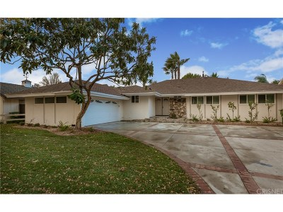 Northridge Single Family Home For Sale: 10001 Louise Avenue
