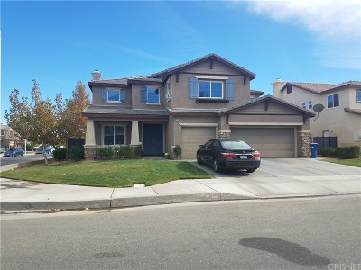 Lancaster Single Family Home For Sale: 43418 62nd Street West