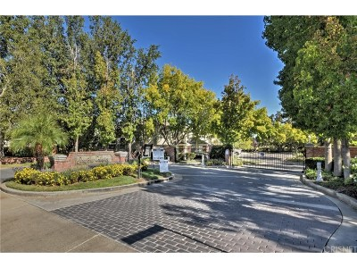 Valencia Condo/Townhouse For Sale: 24626 Brighton Drive #B
