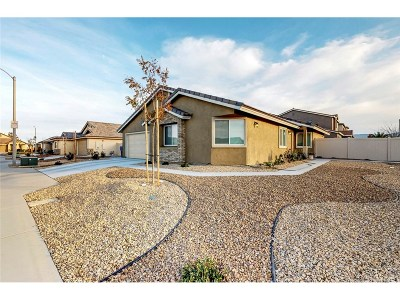 Lancaster Single Family Home For Sale: 5662 Forry Court