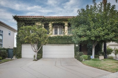 Calabasas Single Family Home For Sale: 23311 Park Soldi