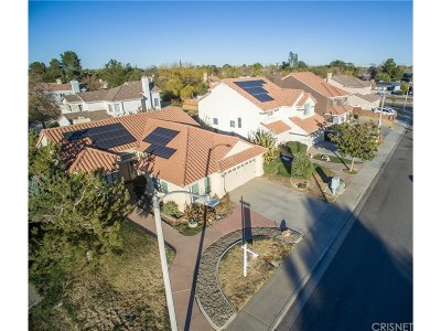 Lancaster Single Family Home For Sale: 5523 West Avenue L8