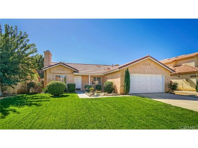 Palmdale Single Family Home For Sale: 3146 Shale Road
