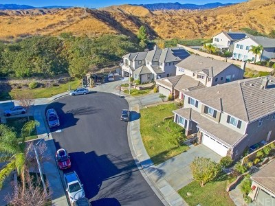 Saugus Single Family Home For Sale: 22229 Evening Star Court