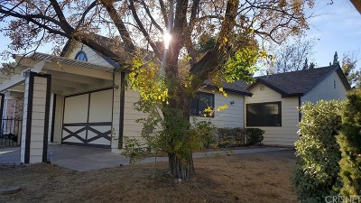 Palmdale Single Family Home For Sale: 37607 Lasker Avenue