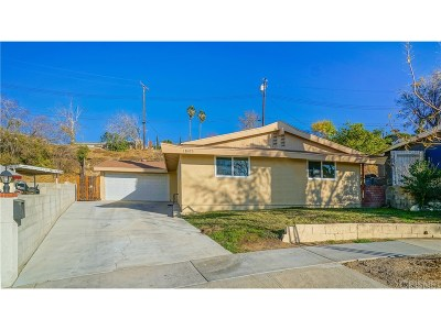Canyon Country Single Family Home For Sale: 18623 Fairweather Street