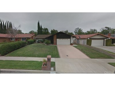 Simi Valley Single Family Home For Sale: 2978 Texas Avenue