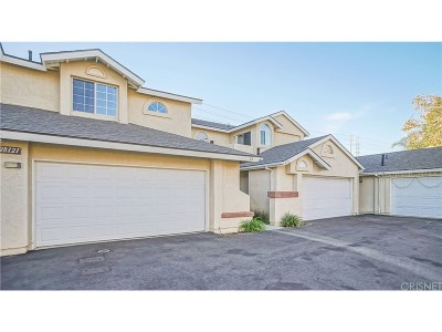 Saugus Condo/Townhouse For Sale: 28121 Seco Canyon Road #88