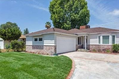 Encino Rental For Rent: 17637 Calvert Street