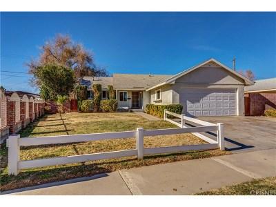 Lancaster Single Family Home For Sale: 45459 Leatherwood Avenue