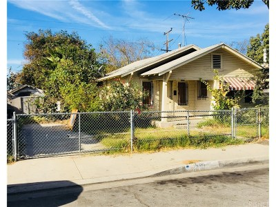 Los Angeles County Single Family Home For Sale: 8811 Mary Avenue