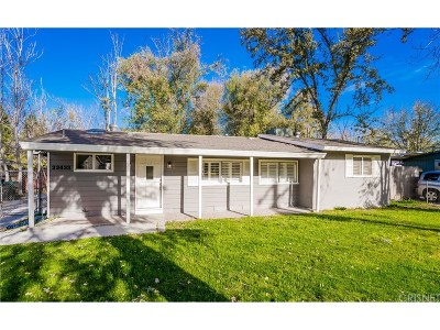 Los Angeles County Single Family Home For Sale: 23433 8th Street