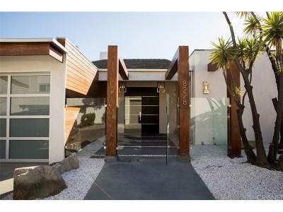 Hollywood Hills Rental For Rent: 8228 Bellgave Place