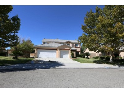 Lancaster Single Family Home For Sale: 44019 22nd Street West