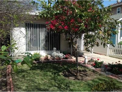 Burbank Single Family Home For Sale: 2905 West Chandler Boulevard