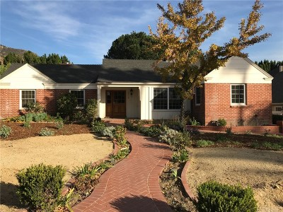 Glendale Rental For Rent: 1714 Grandview Avenue