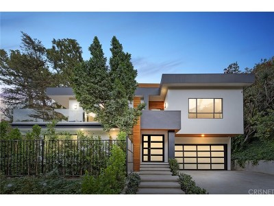Los Angeles County Single Family Home For Sale: 3830 Rhodes Avenue
