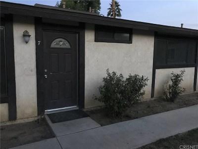 Palm Desert Condo/Townhouse For Sale: 73655 Santa Rosa Way #7