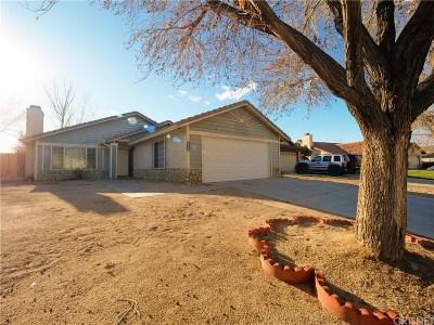 Lancaster Single Family Home For Sale: 43825 San Francisco Avenue