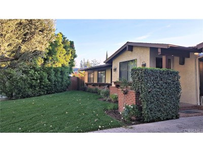 Chatsworth Single Family Home For Sale: 22330 Acorn Street