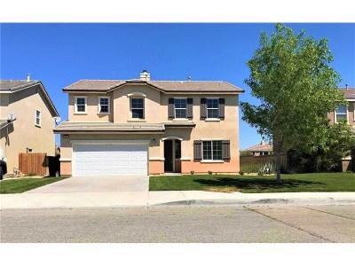 Lancaster Single Family Home For Sale: 4237 Vahan Court