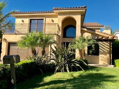 Sherman Oaks Rental For Rent: 4935 Varna Avenue