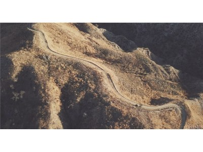 Los Angeles County Residential Lots & Land For Sale: Placerita Canyon