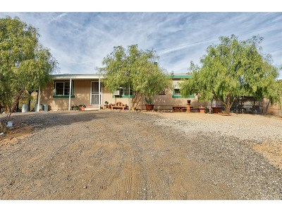 Acton Single Family Home For Sale: 5235 Hubbard Road