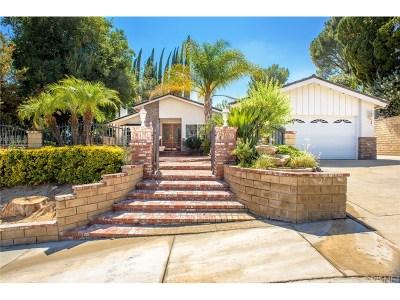 Valencia Single Family Home For Sale: 23030 Conde Drive