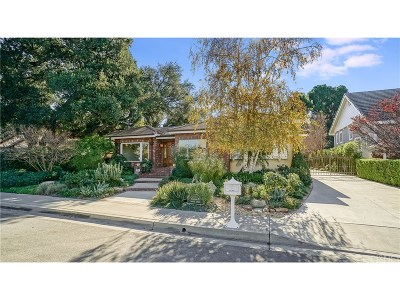 Newhall Single Family Home Active Under Contract: 23224 Market Street