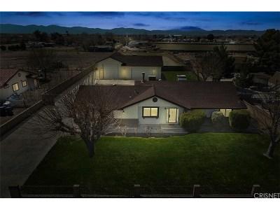 Lancaster Single Family Home For Sale: 3214 East Avenue H10