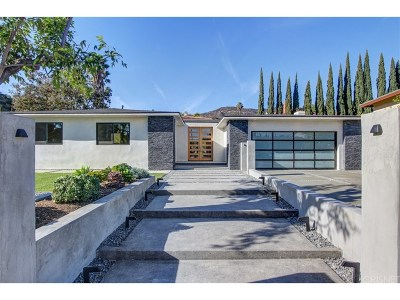 Glendale Single Family Home For Sale: 941 Pebbleshire Road