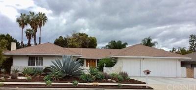 Northridge Single Family Home For Sale: 19624 Lemarsh Street