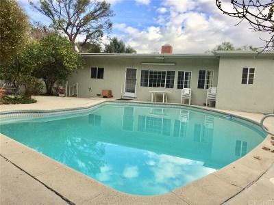 Woodland Hills Single Family Home For Sale: 5145 Canoga Avenue