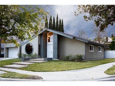 Thousand Oaks Single Family Home For Sale: 1261 Uppingham Drive
